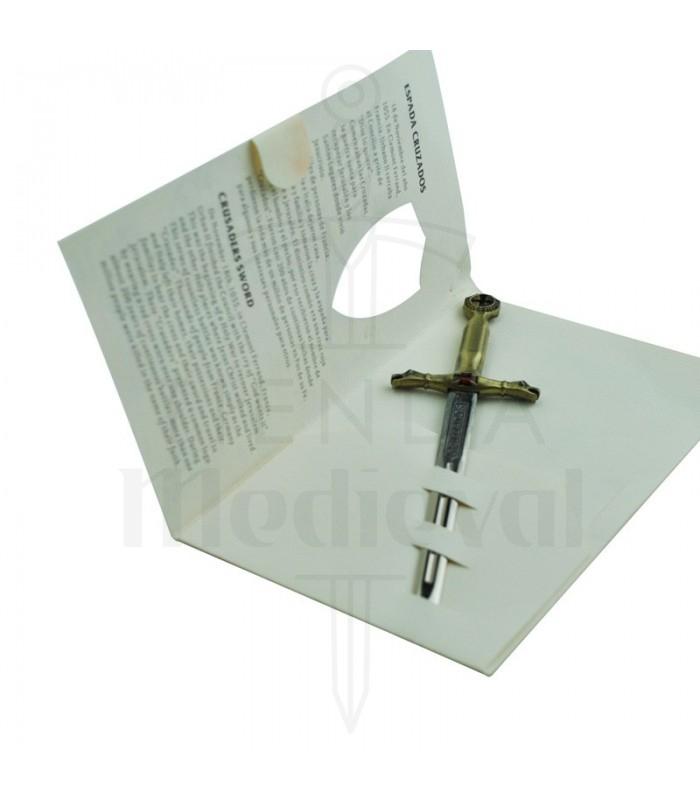 Miniespada Cruzados