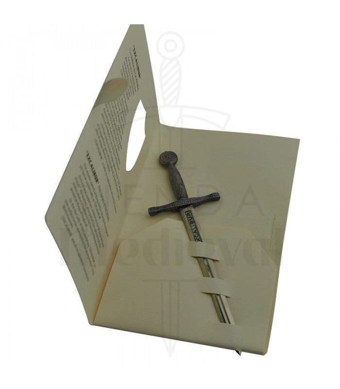 Miniatura Espada Excalibur
