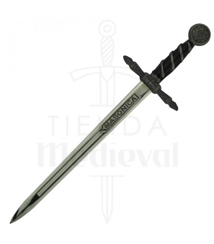 Miniatura Espada masónica