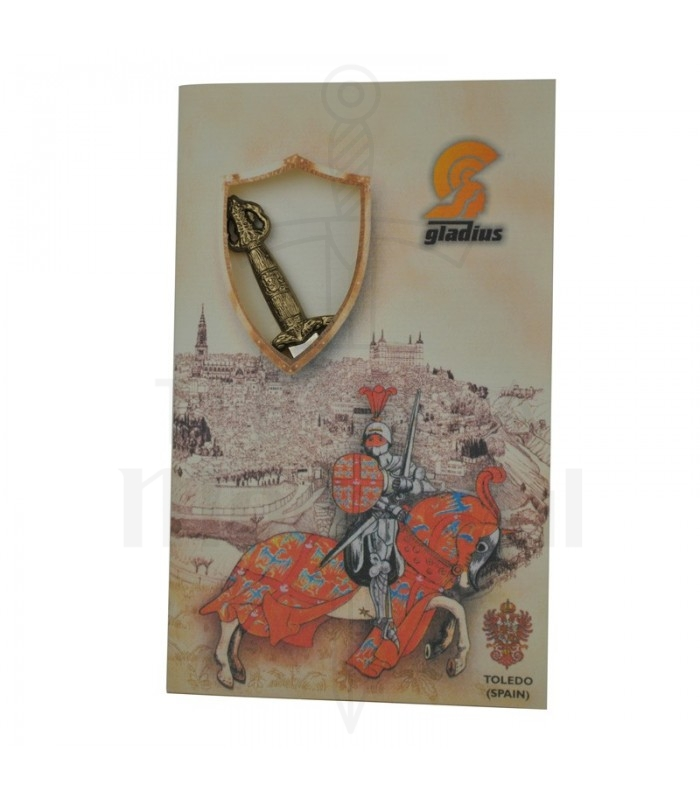 Miniaturschwert Tizona del Cid