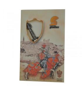 Miniatura Espada Tizona del Cid