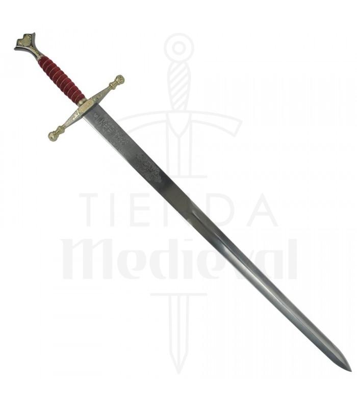 Espada Carlos V Mandoble