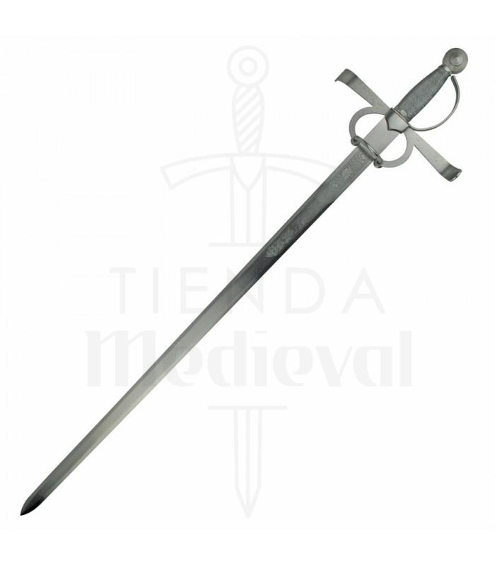 Espada Francisco Pizarro, rústica