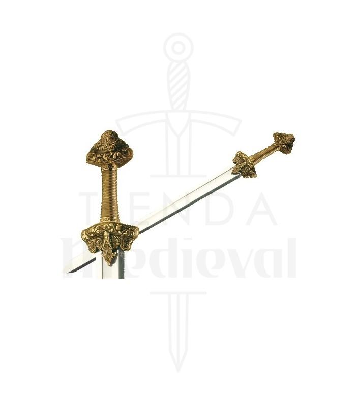 Espada Vikinga en Bronce