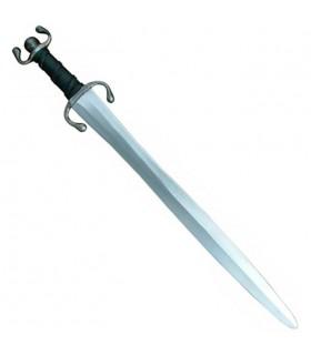 Funktionelles keltisches Schwert
