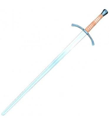 Espada lucha mano y media pesada