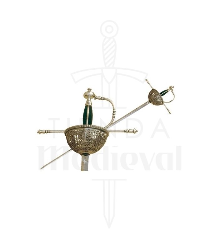 Espada Tizona Española Calada