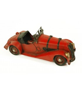 Miniatura coche antiguo descapotable