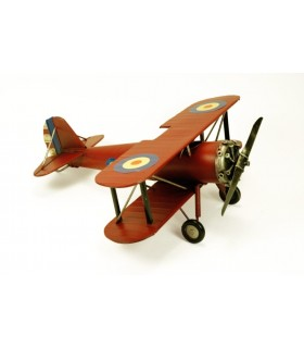 Avión rojo primera guerra mundial