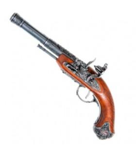 Pistola de chispa India, S.XVIII
