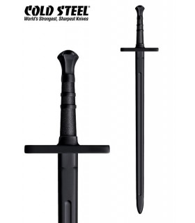 Espada de entrenamiento mano y media