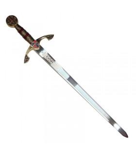 Espada Príncipe Negro. Tamaño cadete. 75 cms.