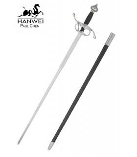 Espada Renacimiento para prácticas