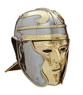 Kaiser gallischen Helmmaske
