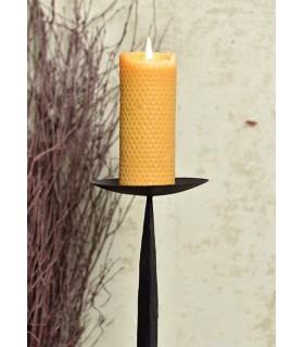 Candelabro medieval para velas
