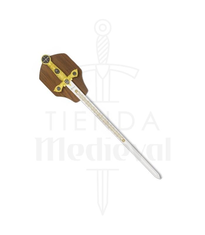 Espada Templaria Alba cadete