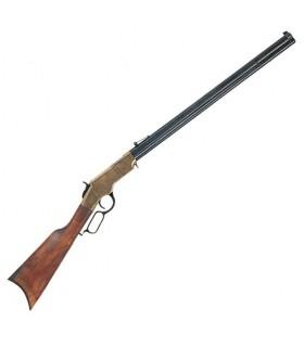 Rifle Henry con cañón ortogonal, guerra civil EUA, 1860