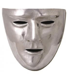 Máscara Romana, latón