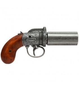 Revólver Pimentero 6 cañones