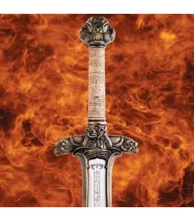Espada Atlantean Conan Funcional (con licencia)