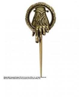 Broche Mano del Rey, Juego de Tronos