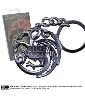 Llavero Targaryen, Juego de Tronos