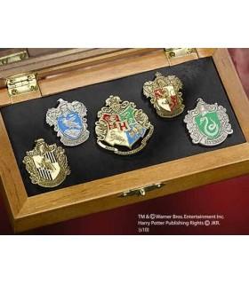 Pins escuelas Hogwarts, Harry Potter