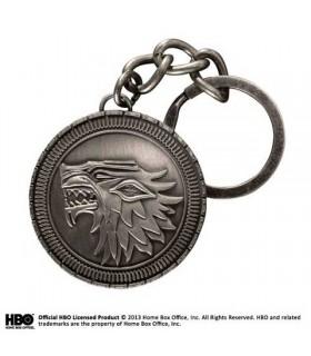 Llavero Escudo Stark, Juego de Tronos