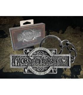 Llavero logotipo Juego de Tronos