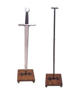 Vertikal Ständer für Schwert