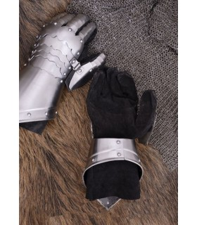 Funktionelle gauntlets Gothic, s. XV