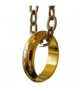 Colgante anillo único Señor de los Anillos