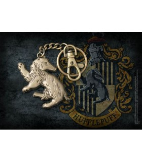 Llavero Tejón de Hufflepuff, Harry Potter