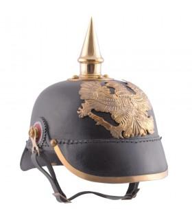 Helm preußischen Infanterie, 1889
