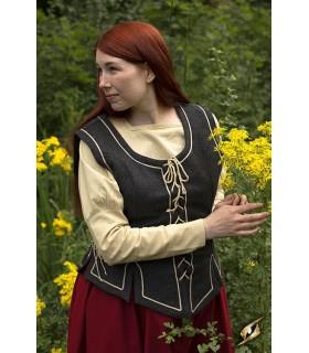Zuria mittelalterlichen Kleid Frau