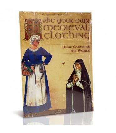 Libro Ropa Medieval Mujer