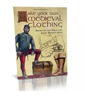 Libro Zapatos Medievales