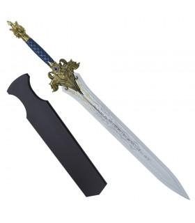 Schwert König König Llane of Warcraft, 115 cm.