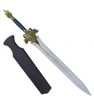 Espada Rey King Llane de Warcraft, 115 cms.