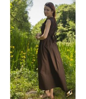 Vestido medieval campesina