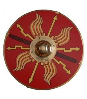 Escudo Parma Romano, 62 cms.