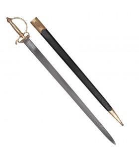 Europäische Kurzschwert, XVIII Jahrhundert