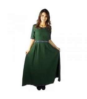 Vestido medieval mujer Enin