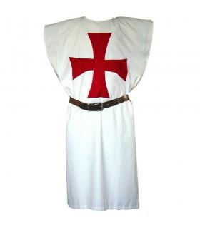 Sobrevesta Cruz Templaria