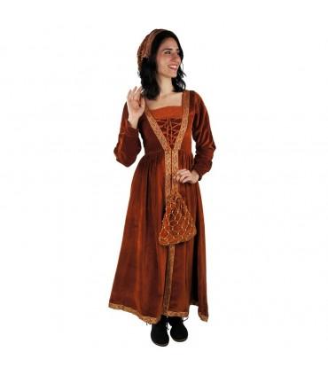 Vestido medieval Reina Katerina