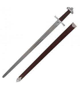 Funktionelle Wikingerschwert, X Jahrhundert