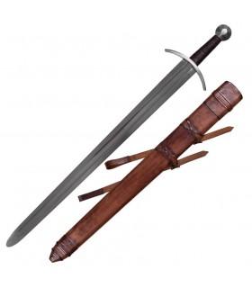 mittelalterliche Schwertscheide Praktiken