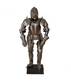 Edle mittelalterliche Rüstung, 180 cm.