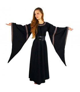 Vestido medieval mujer Ida
