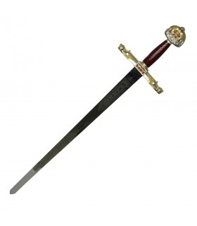 Espada CarloMagno De Luxe